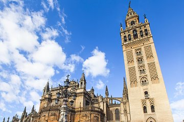 Monumentos de Sevilla: Catedral...