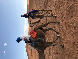 4 days tour from marrakech to merzouga desert