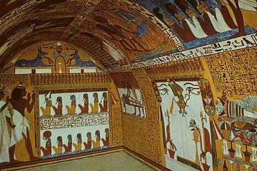 Luxor Day Tour to Habu Temple,Valley of the Nobles&Deir El Madina Tickets