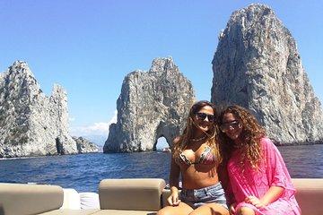 Excursion en bateau privé Capri...