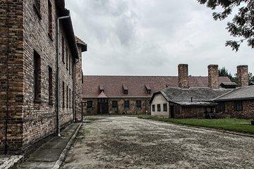 Transfer service for Auschwitz Birkeanu 3,5h tour from Krakow