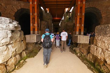 VIP Ancient Rome & Colosseum Underground Tour
