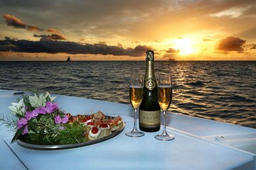 All Inclusive Sunset Cruise With Champagne Cocktails & Music See The Best Sunset