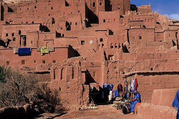 Kasbah Ait BenHaddou Day Trip from Marrakech including Camel Ride