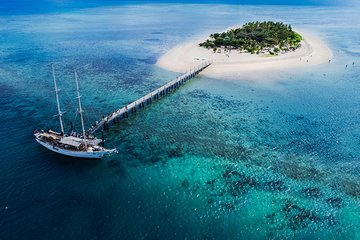 Nadi Tivua Island Day Cruise Including Snorkeling and BBQ Lunch