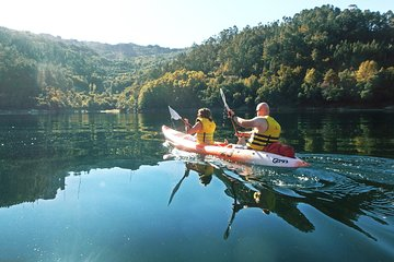 Kayaking & Waterfalls Trek In Gerês National Park With Lunch Included