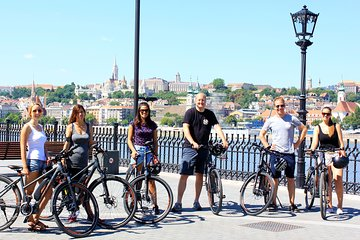 Budapest Small-Group Electric Bike Tour
