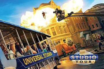 Universal Studios Hollywood Express Ticket with Hotel Pickup