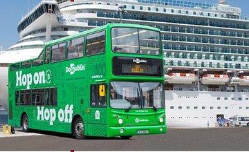 Dublin Shore Excursion: Hop On Hop Off