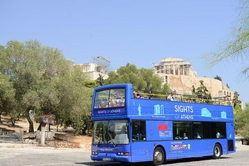 Athens Tourist Bus - Hop On Hop Off 48 Hs