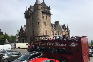 Belfast: 3-Day Hop-on Hop-off City Bus Tour with Castle