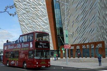 3-Day - Hop-on Hop-off City Bus Tour with Castle