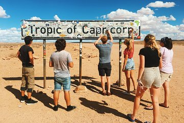 19-Day Desert Tracker Adventure Accommodated Tour from Cape Town