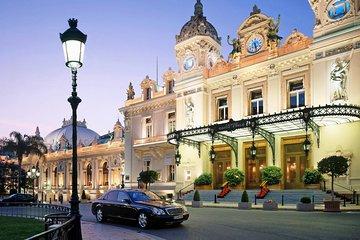 Hop-on Hop-off Sightseeing Tour: Monaco Coastline Excursion * Free For Children *