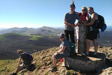 Lanzarote La Geria Vineyards Small Group Walking Tour