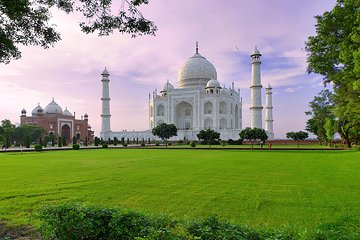 Private Same Day Trip to Agra from Delhi with Taj Mahal and Agra Fort