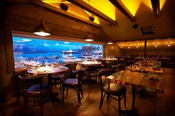 Kopar Fine Dining Dinner and Northern Lights Cruise from Reykjavik