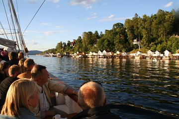 2-Hour Oslo Fjord Sightseeing Cruise Tickets