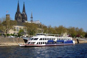 Frankfurt am Main: 1-Hour Panorama Cruise