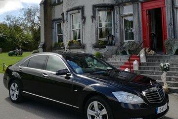 Chauffeur transfer Shannon airport to killarney price per group not per person