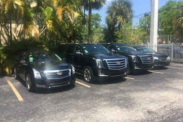 Private Airport Transfer to and from Miami (hotels and beach) area only