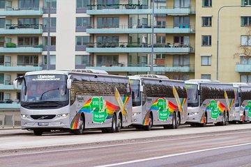 Arlanda Airport Shared Arrival Transfer