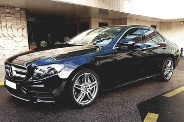 Budapest Private Airport Transfer in a Luxury Car