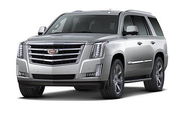 Arrival Private Transfer: Las Vegas Airport to Las Vegas city in Luxury SUV