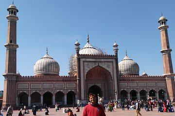 Old and New Delhi Private Tour