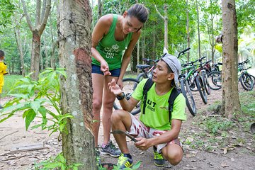Klassische Radtour von Koh Phangan