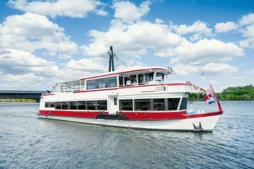 Danube Canal City Sightseeing Cruise in Vienna
