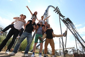THORPE PARK 1 day Admission Ticket