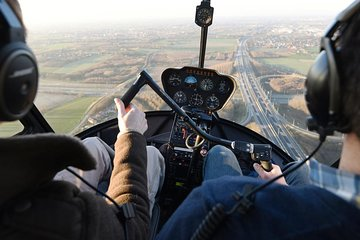 Westchester Private Helicopter Flight Lesson