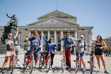Munich City Bike Tour
