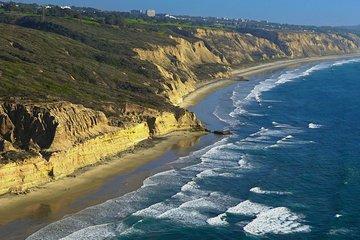 Oceanside till La Jolla Cove och ...