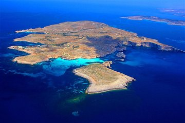 Comino Blue Lagoon and Caves Full Day Private Boat Trip