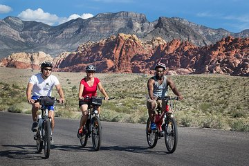 Red Rock Canyon Electric Bike Half-Day Tour
