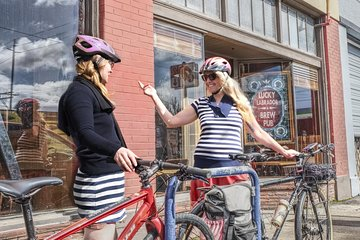 Portland Craft Breweries Bike Tour