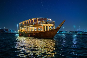 Creek 4 Star Dhow Dinner Cruise