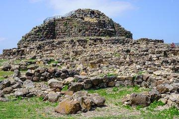 Nuraghe Barumini UNESCO-Erbe