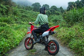 Hualien Ruisui Mountain Motorcykel