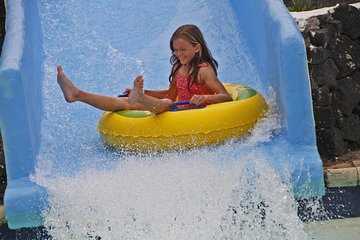 Aquapark Costa Teguise Entrance and Transfers