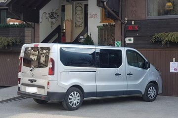 Transfer Taxi: Venice Airport Marco...