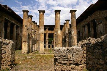 Pompei: Salta la coda e tour guidato