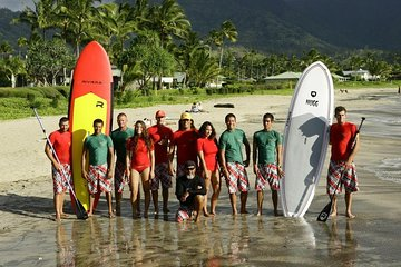 Kauai Learn to Surf Private /semi privates (2 or 3) /Full group (4)Lessons