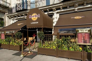 Skip the Line: Hard Rock Cafe London Old Park Lane Including Meal Tickets