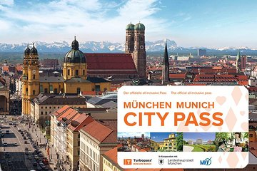 Munich City Pass: Admission to 45 activities and Public Transport Tickets