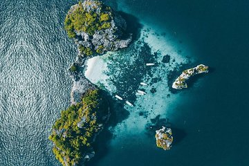 Explore hidden islands of Koh Rok Noi...