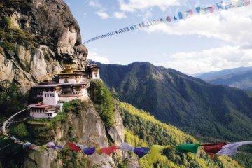 Bhutan: En levende Shangrila