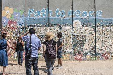 De Jérusalem: visite à la frontière...